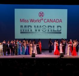 SUPER WORLD VITAMINS PHOTO GALLERY 2 of MISS WORLD CANADA 2015